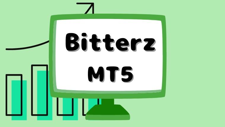 Bitterz(ビッターズ)のMT5!使い方、ログインできない時の対処法を徹底解説!